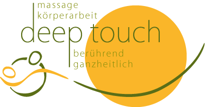 DEEP TOUCH - Massage Rostock Wismar - Ulrich Grahner - Logo